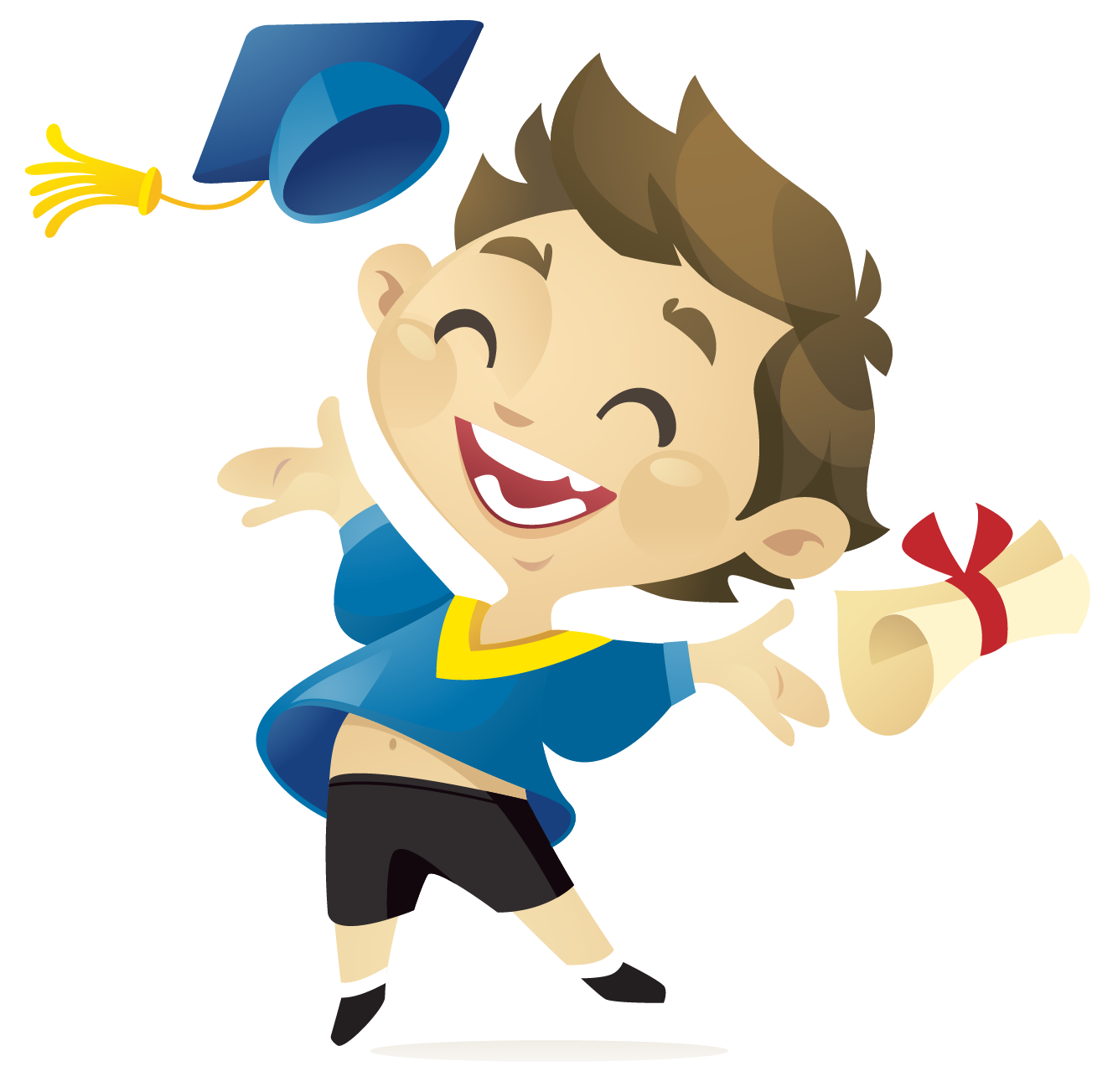 Graduation boy png. Download latest version free