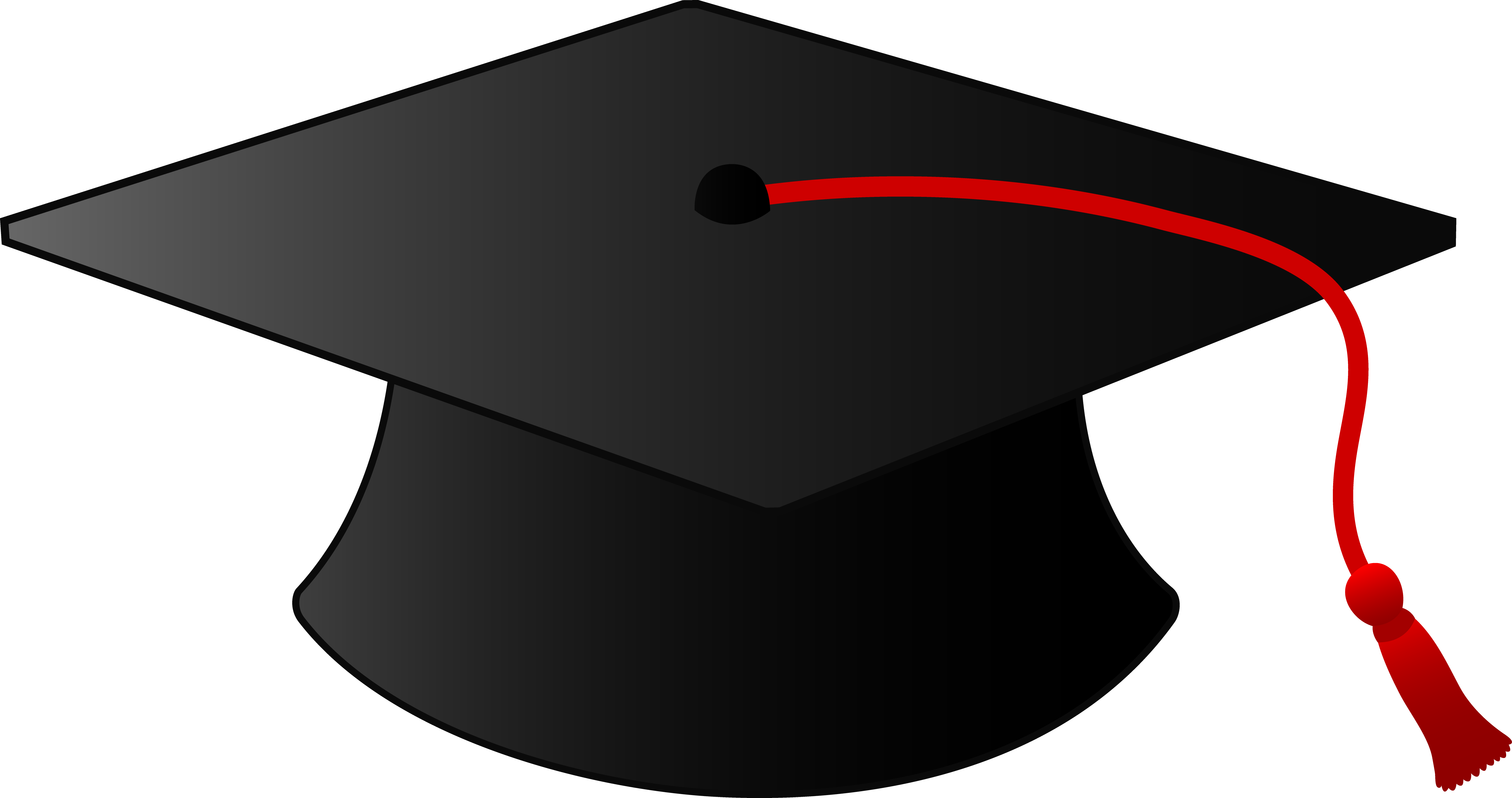 Graduation cap png transparent. Degree hat images all