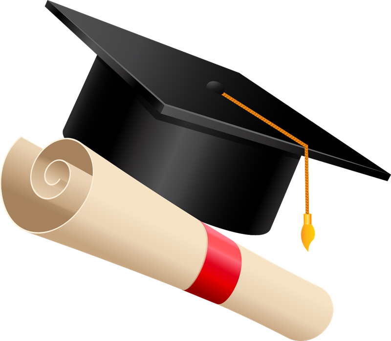 Graduation clip art png. Collection of clipart