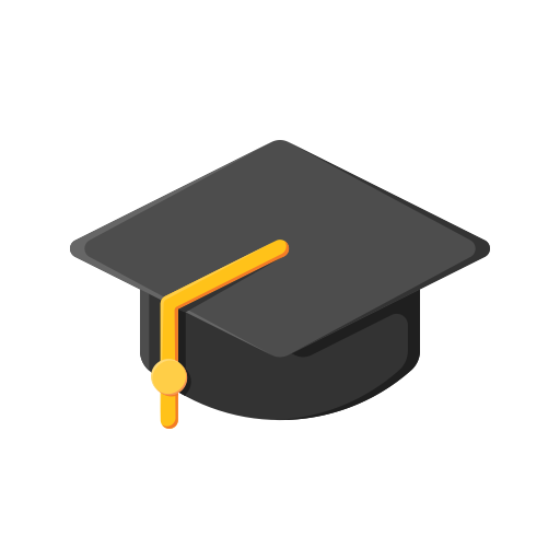 Graduation hat icon png. Ico svg more