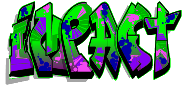 Graffiti background png. Impact black free images