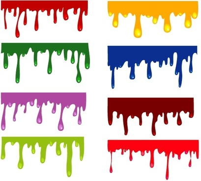 Graffiti clipart drip. Paint vectors free vector