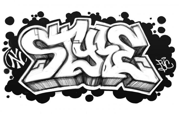 7 G Drawing Graffiti For Free Download On Ya Webdesign