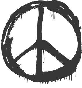 Graffiti clipart man. Central peace
