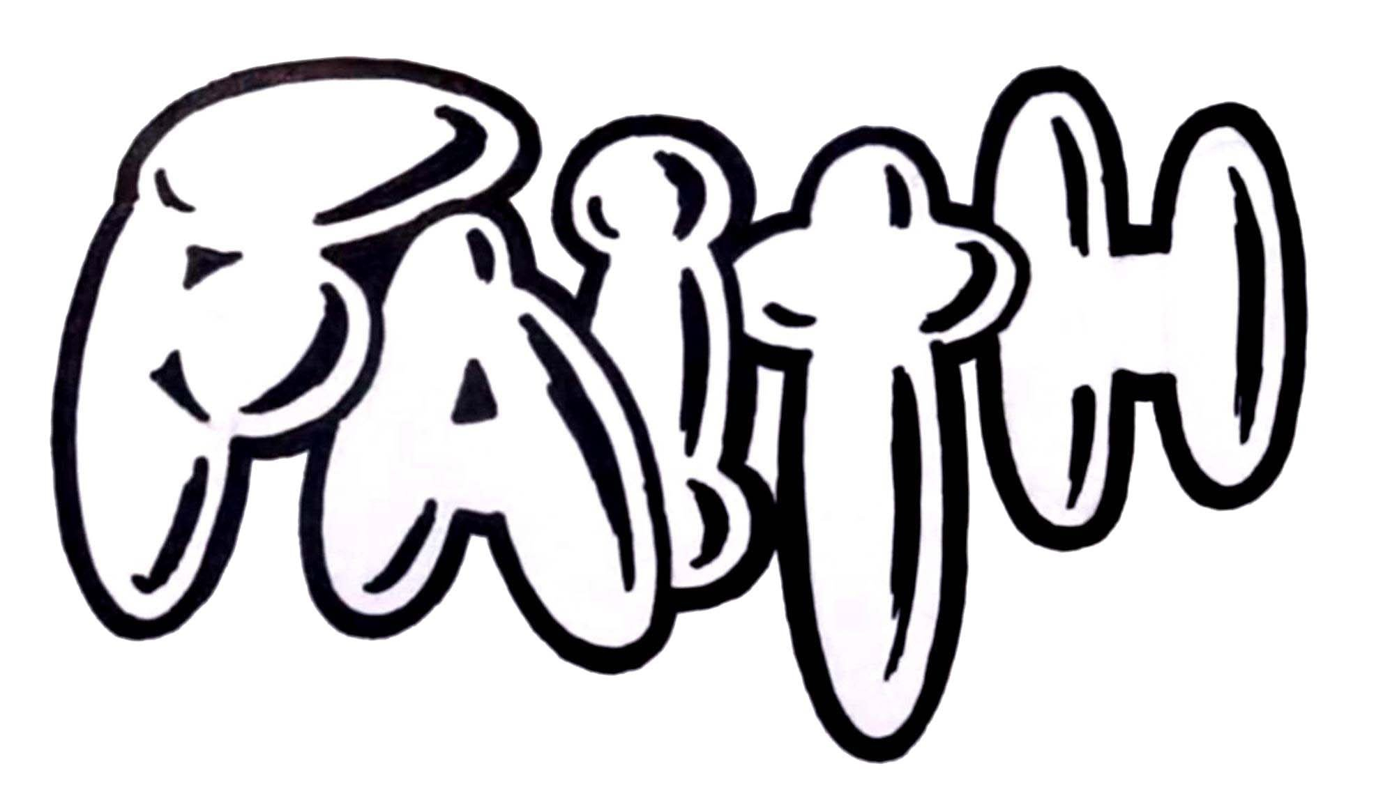 Graffiti clipart peace. Black and white how