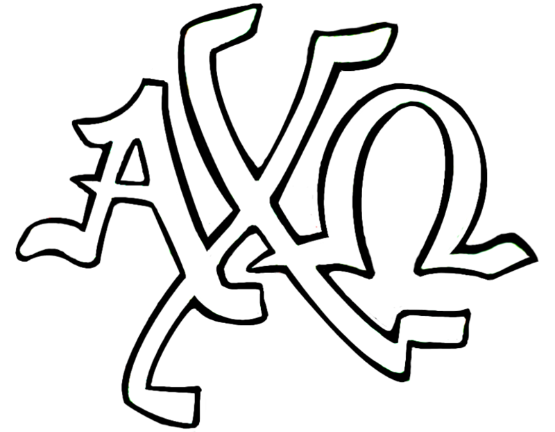 chi omega letters png