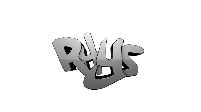 Graffiti s png. Crenstyle logo