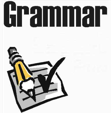 Grammar clipart. The importance of and
