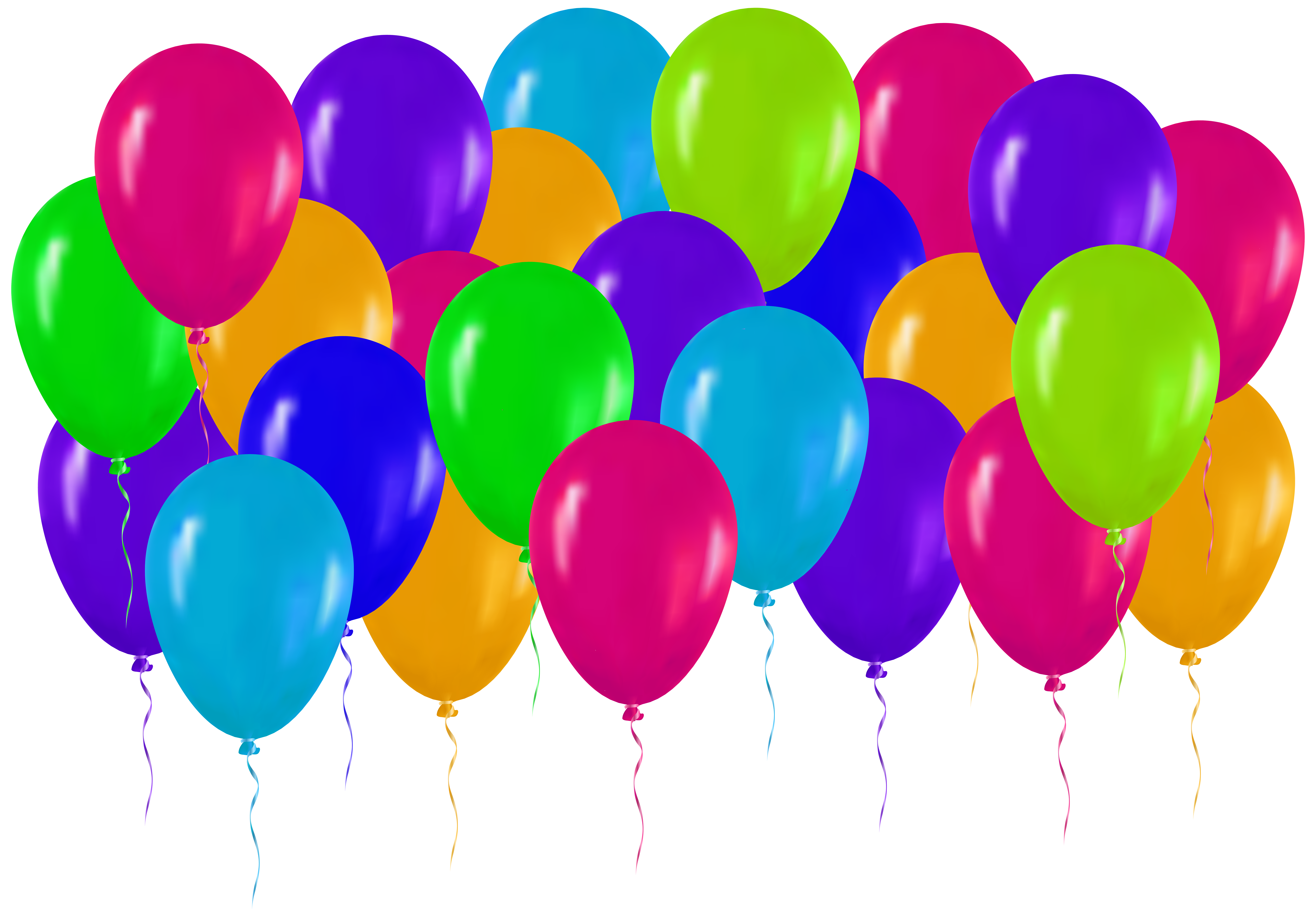 Grand opening balloons png. Colorful clip art best