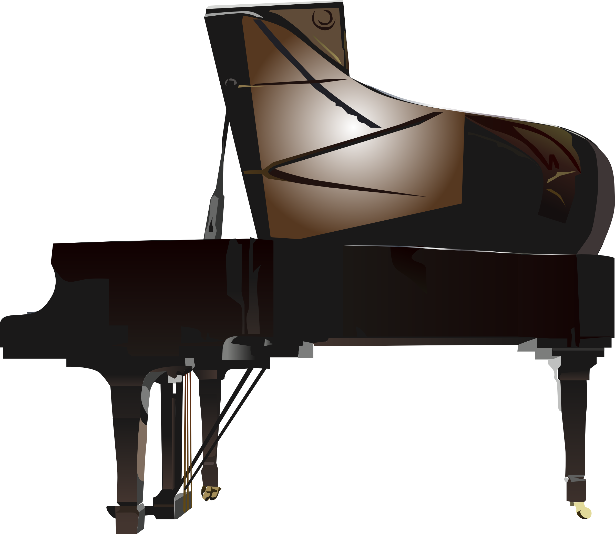Grand piano png. Icons free and downloads