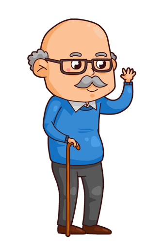 Grandfather clipart. At getdrawings com free
