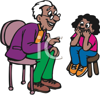Grandfather clipart grandfather grandchild. Royalty free image of