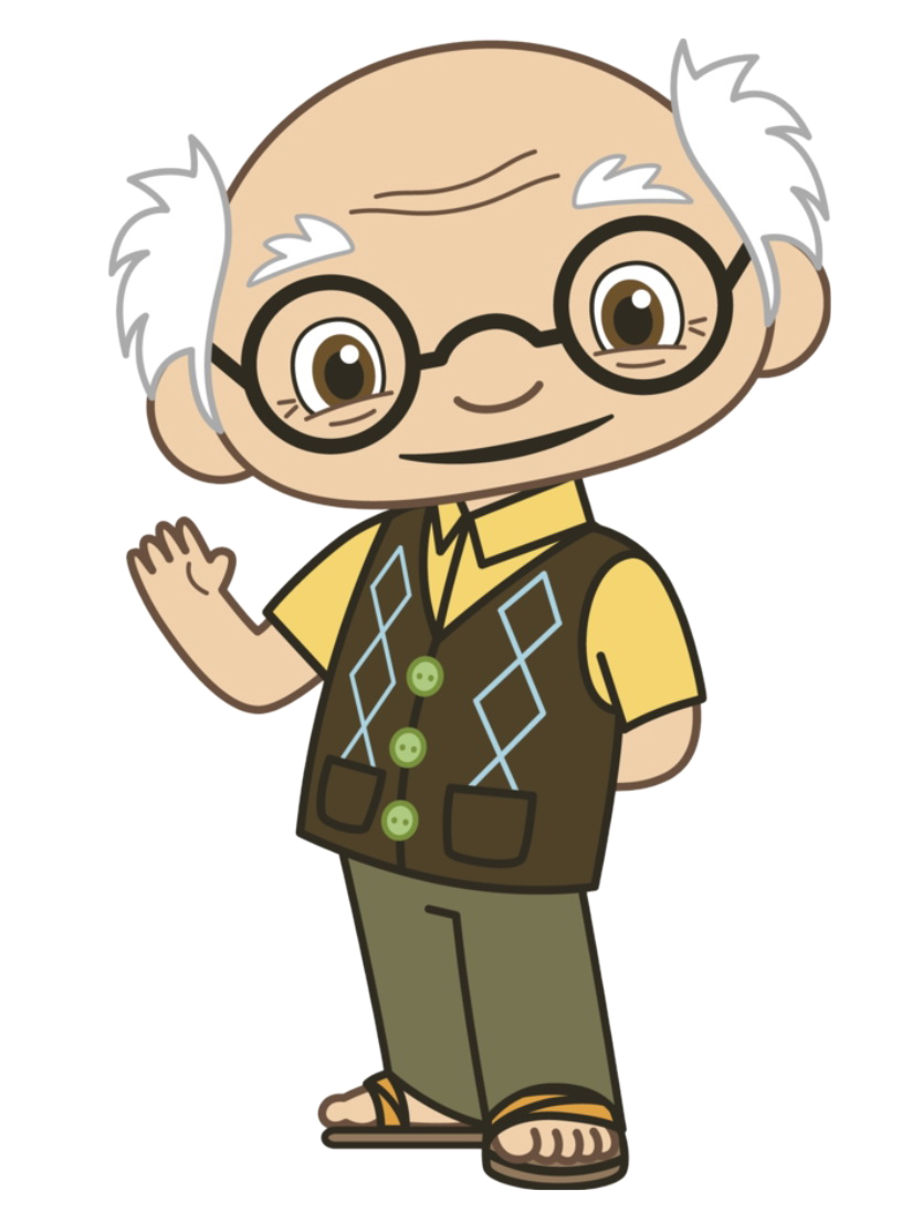 Grandfather clipart transparent background. Png photo mart