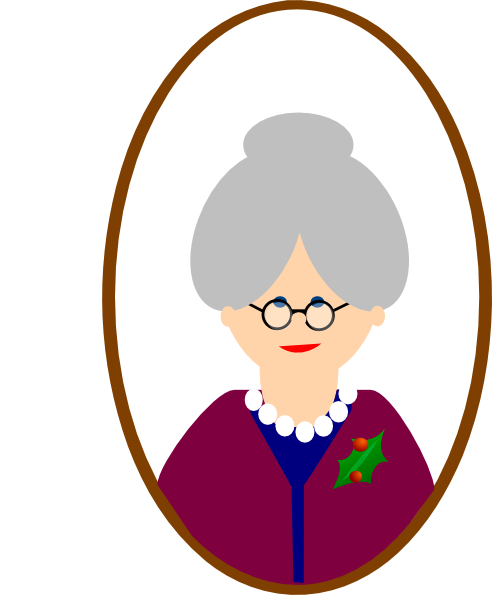 Free images download clip. Grandma png image freeuse download