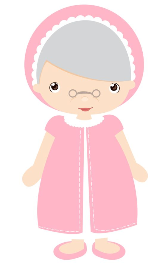Grandma clipart cute anime. Best painting images