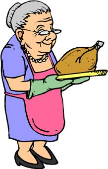 Using a cell phone. Grandma clipart grandma cook clip art royalty free library