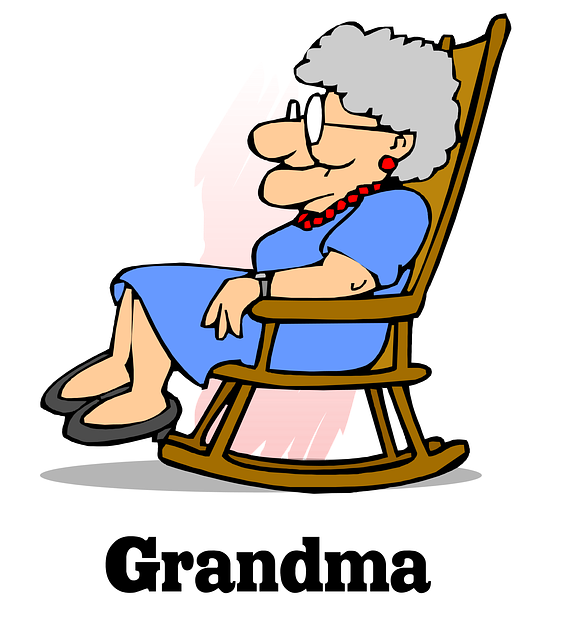 Grandma clipart sick grandmother. Great songs to