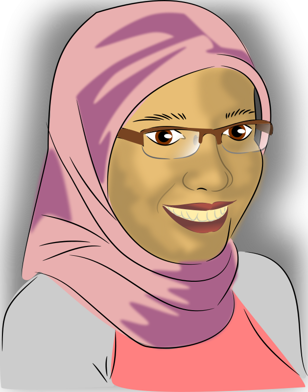 Guy clipart malay. Free islam cliparts pink
