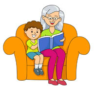 Grandmother clipart kind child. Search results for mother