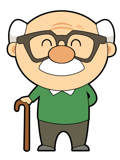 Download free png dlpng. Grandpa clipart grandpa fishing picture library stock