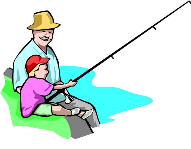 Forest service kid and. Grandpa clipart grandpa fishing png royalty free library