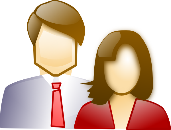 Couple clipart. Free old download clip