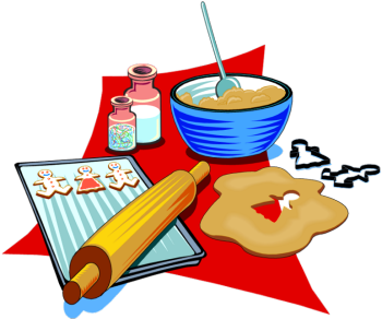 Cookie clipart bake sale item. Free christmas baking cliparts