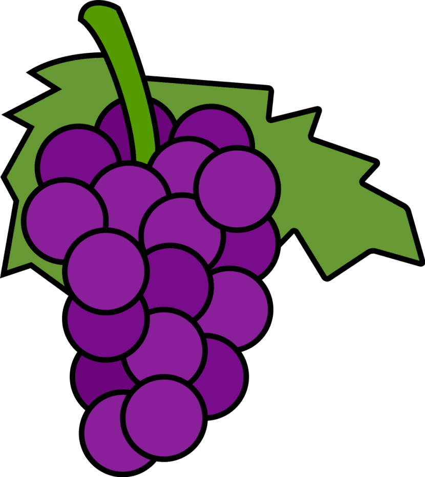 Sweet grape. Free grapes cliparts download