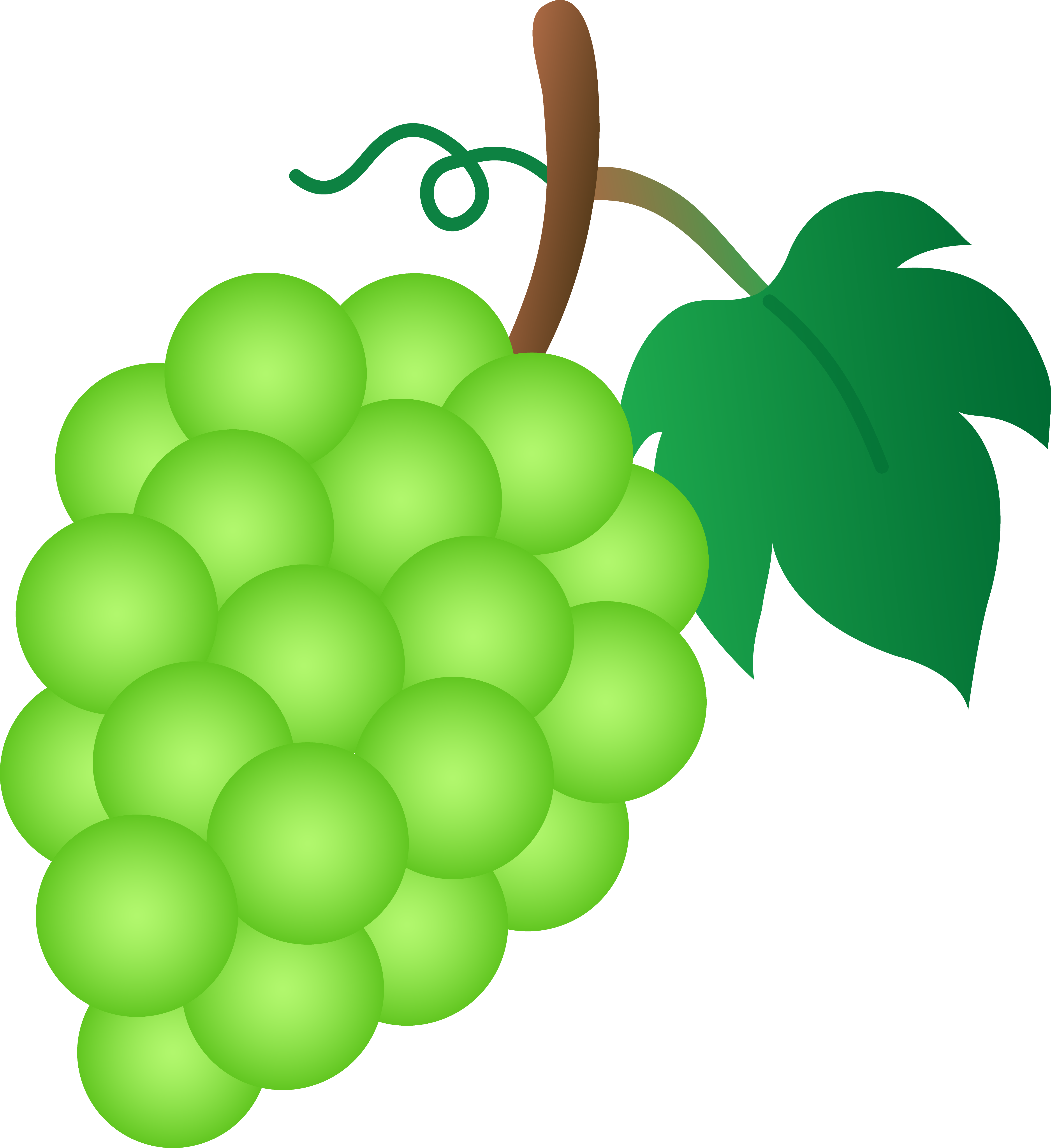 Grape clipart illustration. Free art grapes download