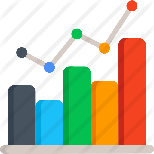 Graph bars png. Bar free business icons