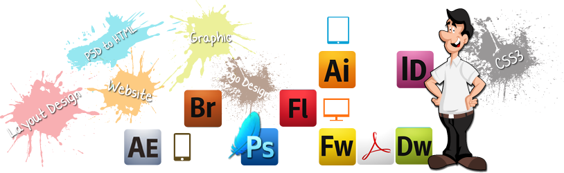 Graphic design banner png. Actinsoft bg technology solutions