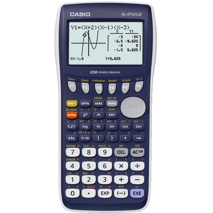 Graphing calculator png. Fx gii s uh