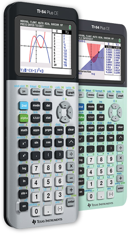 Graphing calculator png. Ti plus ce key