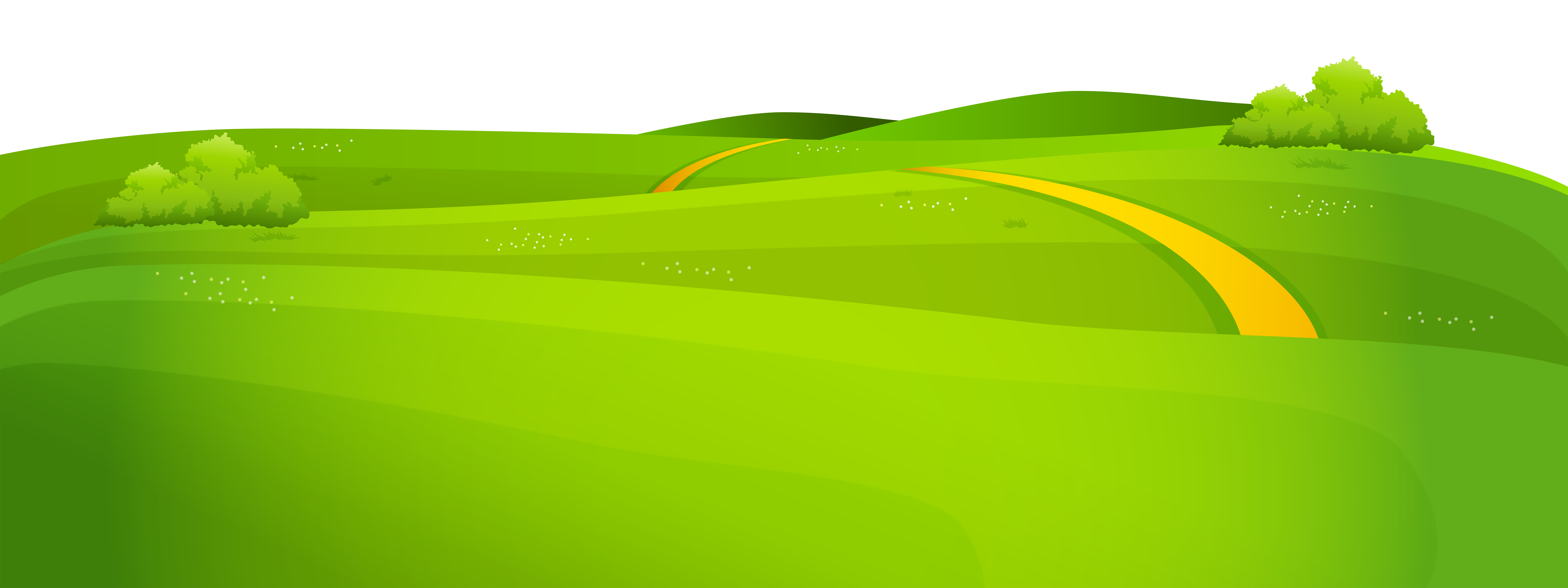 Grass hill png. Spring cover clip art