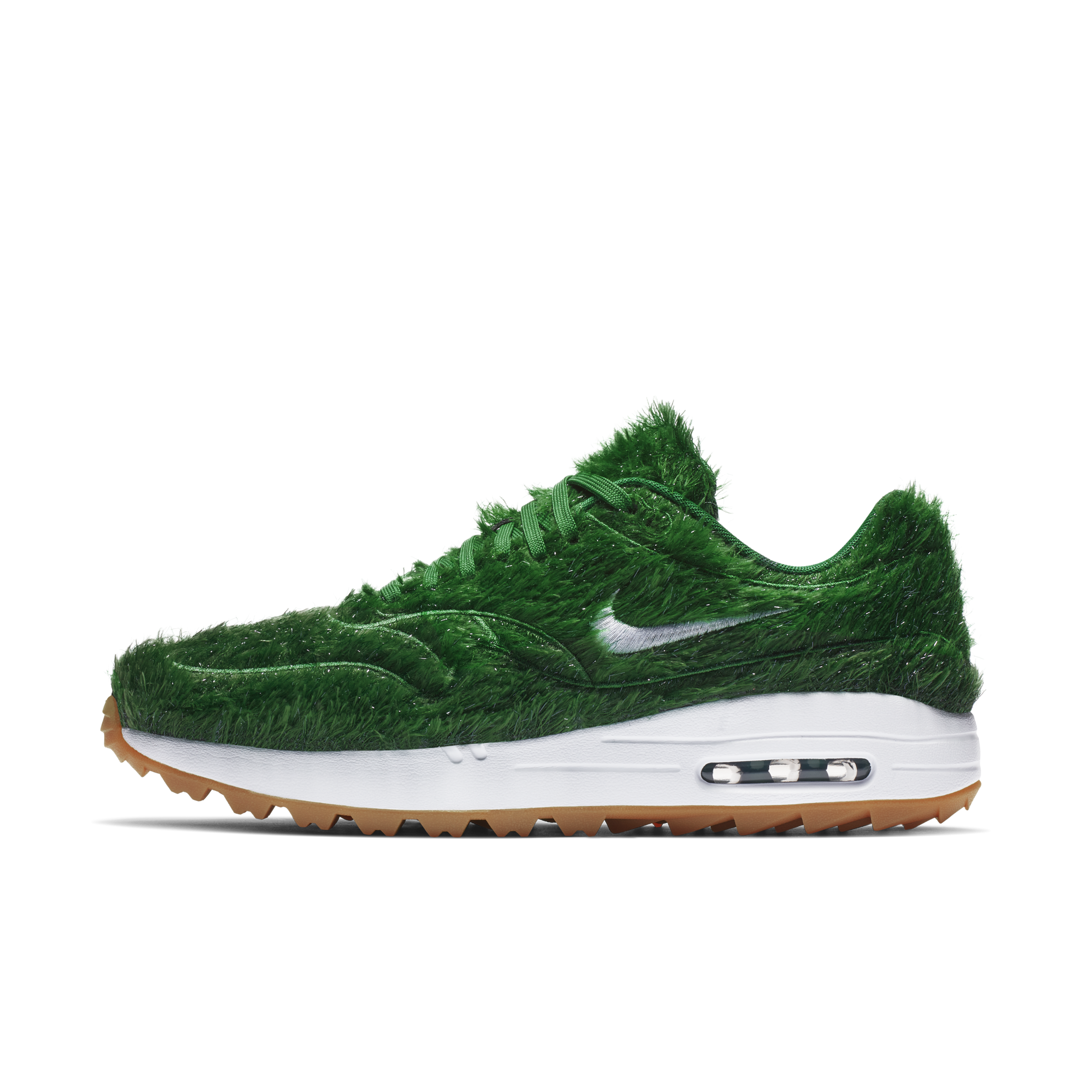 Grass in air png. Nike max golf shoes