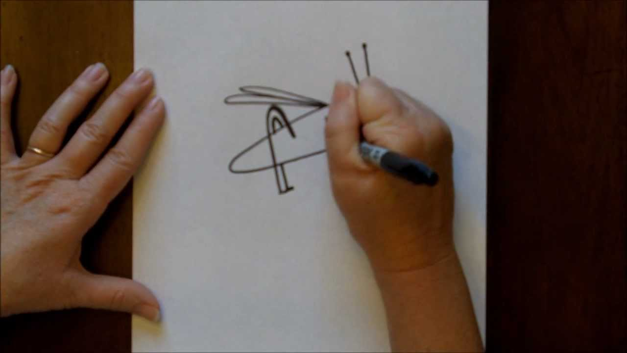 Grasshopper clipart easy. How to draw a