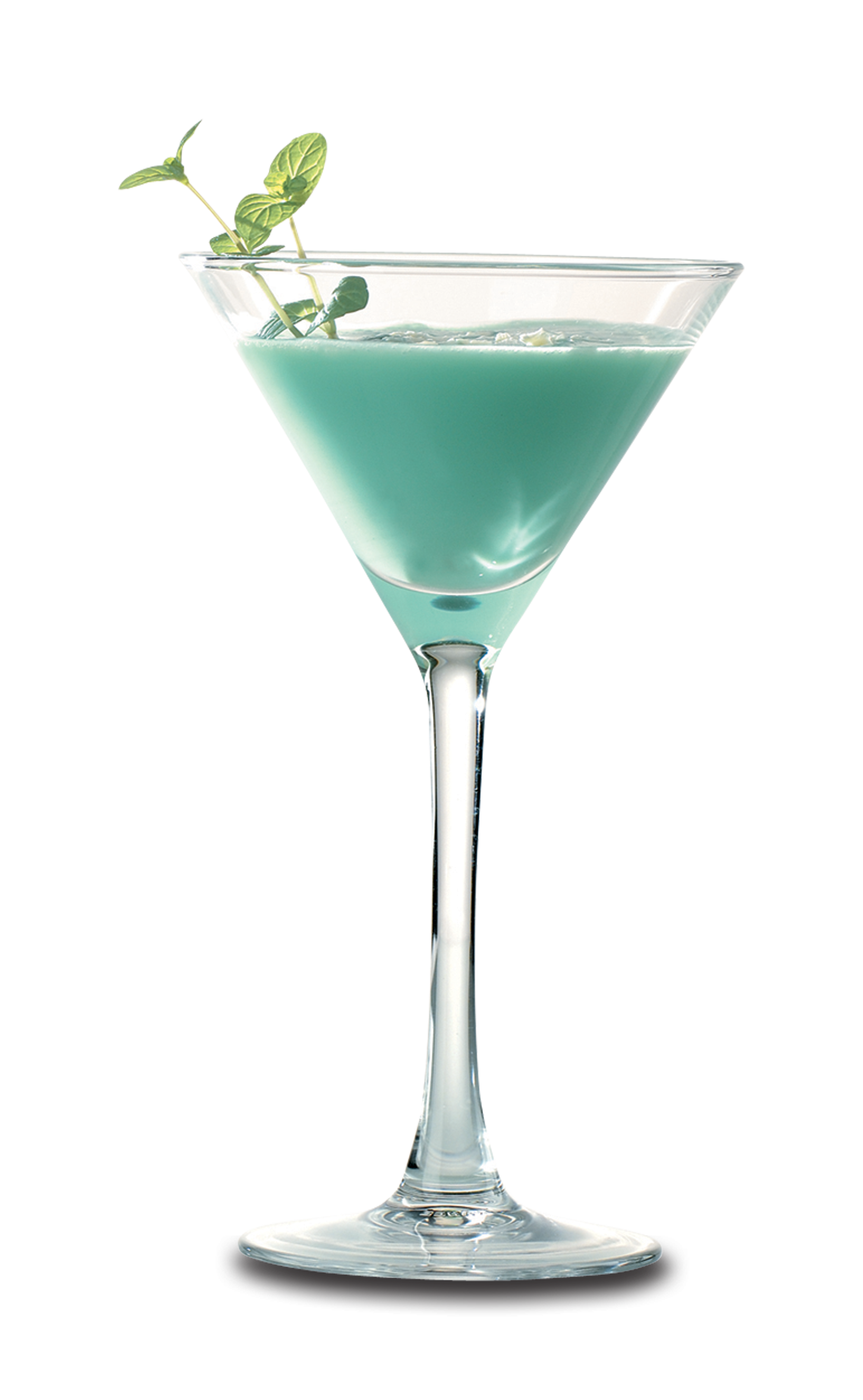 Grasshopper drink png. White chocolate vanilla cream