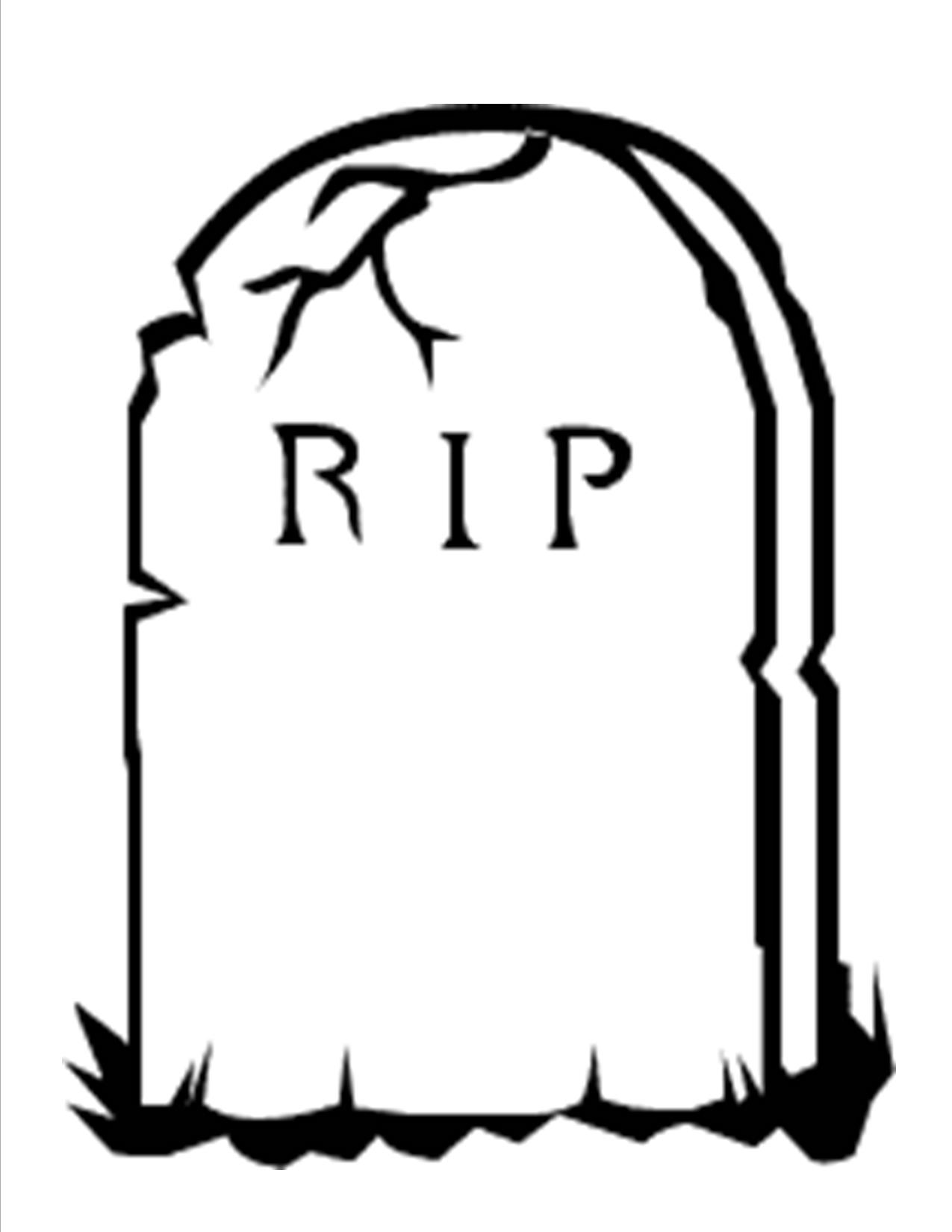Grave clipart tomb. Tombstone free cartoon flower