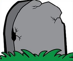 Grave clipart tomstone. Free tombstone