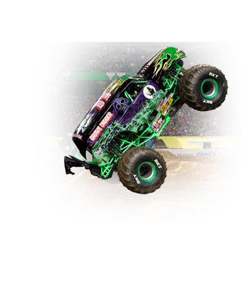 monster jam png