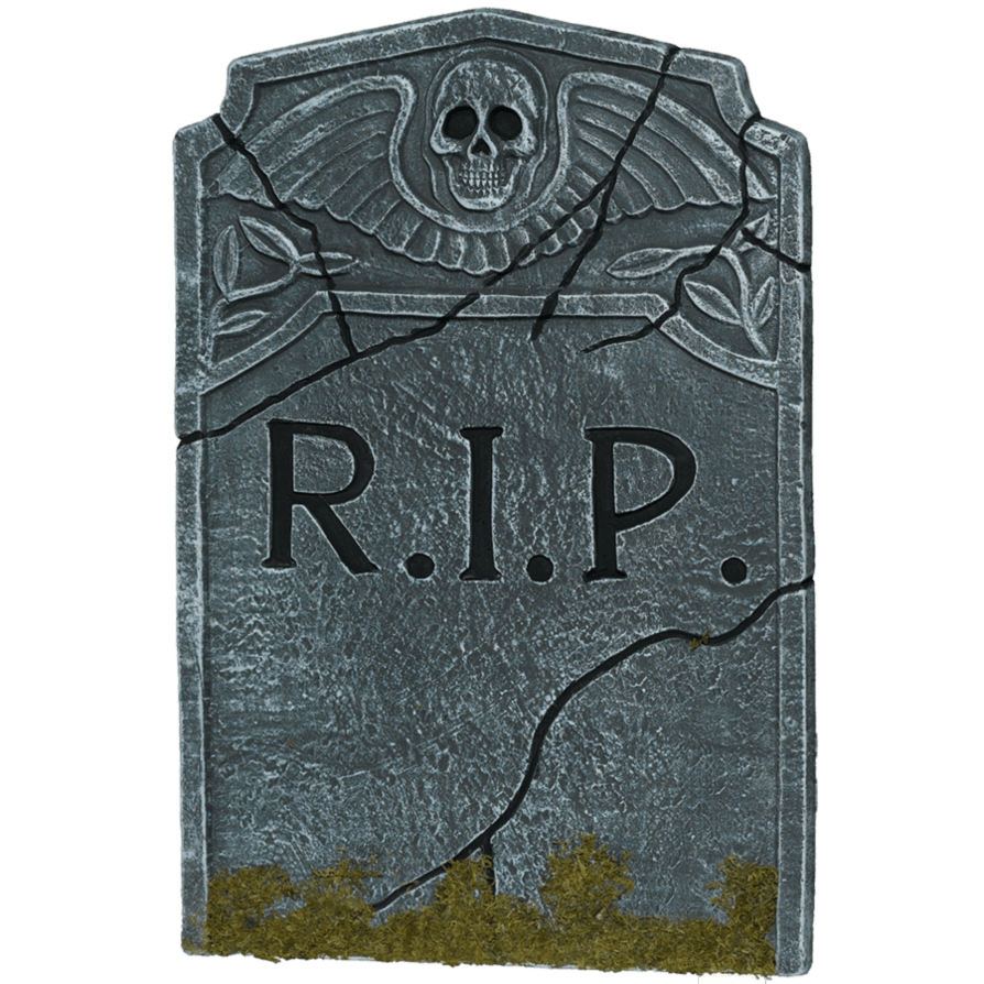 Grave stone png. Rip headstone transparent stickpng