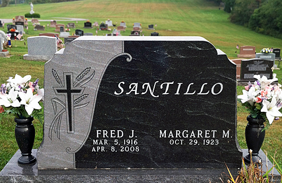 Gravestone clipart design. Catholic monument and headstone