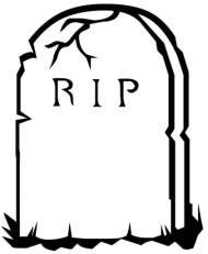 Gravestone clipart obituary. Death and burial archives
