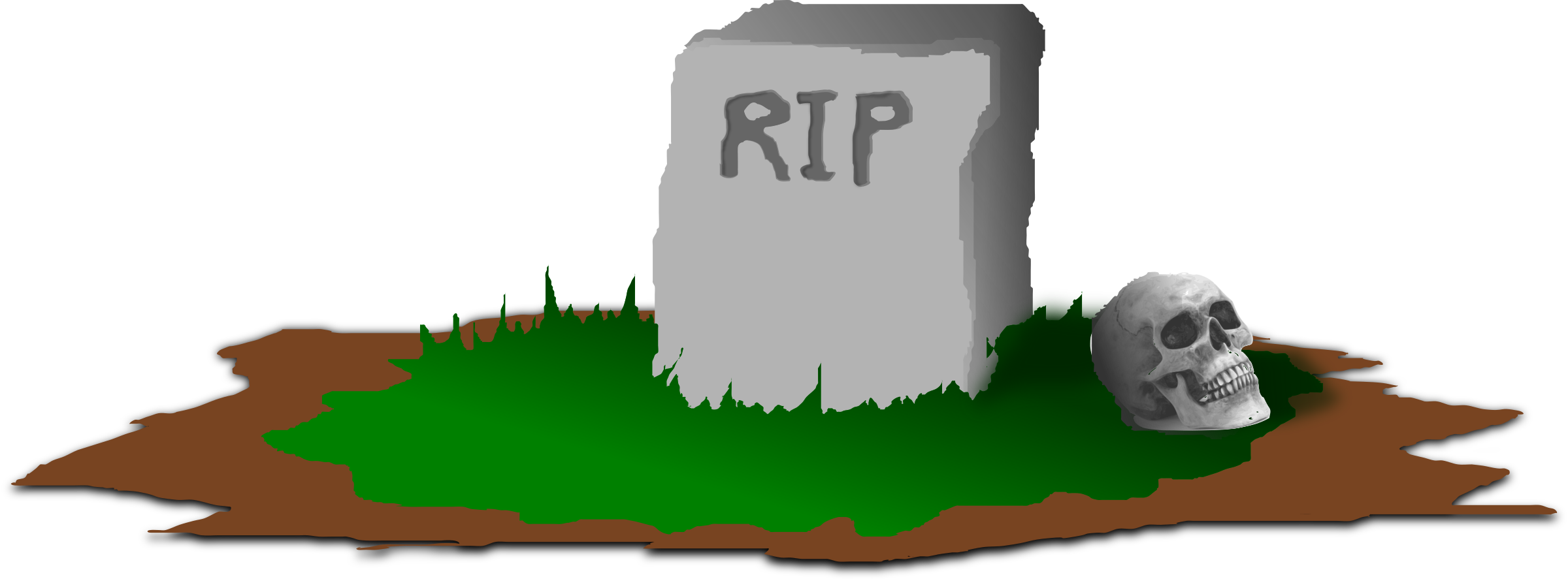 cemetery vector art