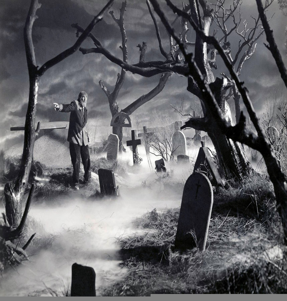 Graveyard clipart creepy graveyard. Drawings free images at
