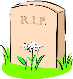 Graveyard clipart head stone. Cemetery headstone pencil and