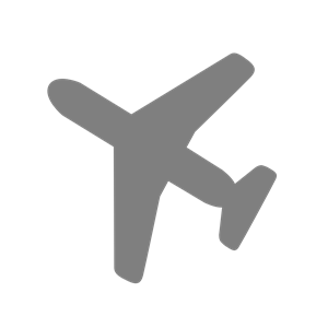 Gray plane. Airplane clipart cliparts of