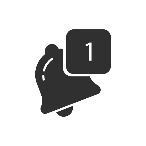 Gray bell icon png. Icons for free alert