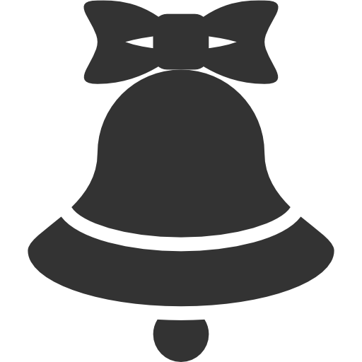 gray bell png