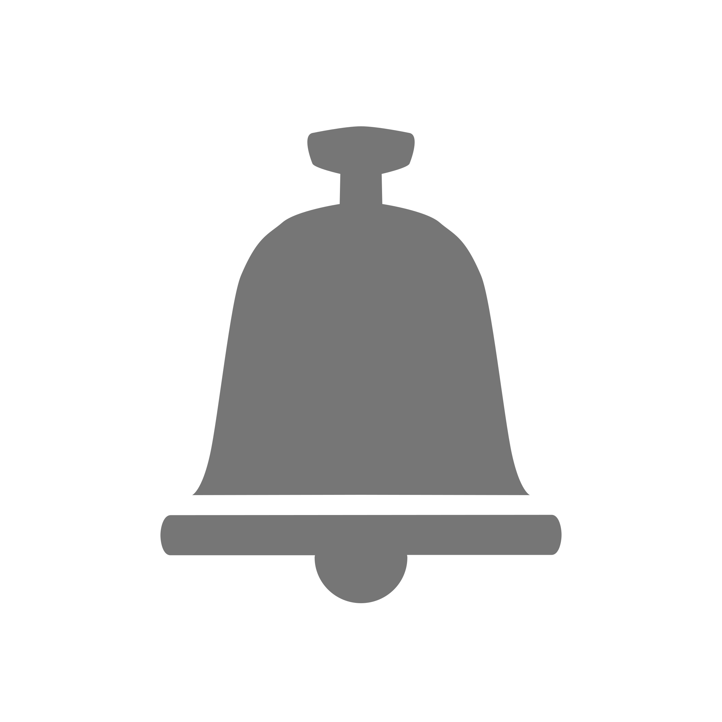 Gray bell png. Drawing icon free icons